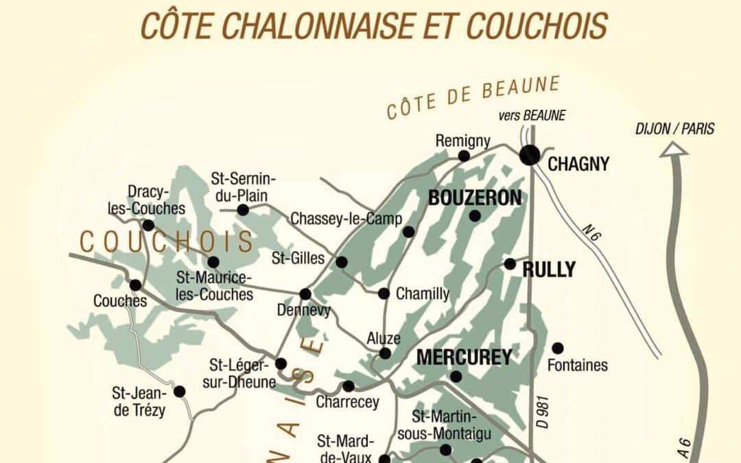 Les domaines incontournables en Côte Chalonnaise